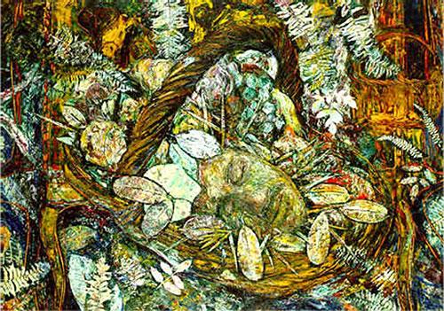 Arnaldo Roche Rabell pintura